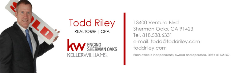 Todd Riley - Granada Hills Real Estate Agent